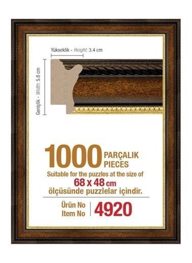 Educa Heidi 1000 Parçalık Puzzle Çerçevesi 48X68 Cm 4920 Renkli